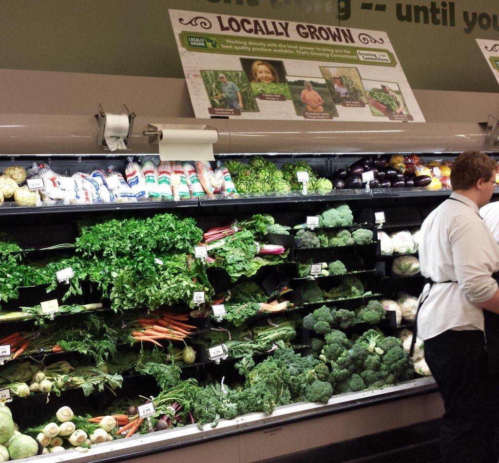 Pick N Save Local Food.